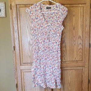 Eddie Bauer crinkle dress